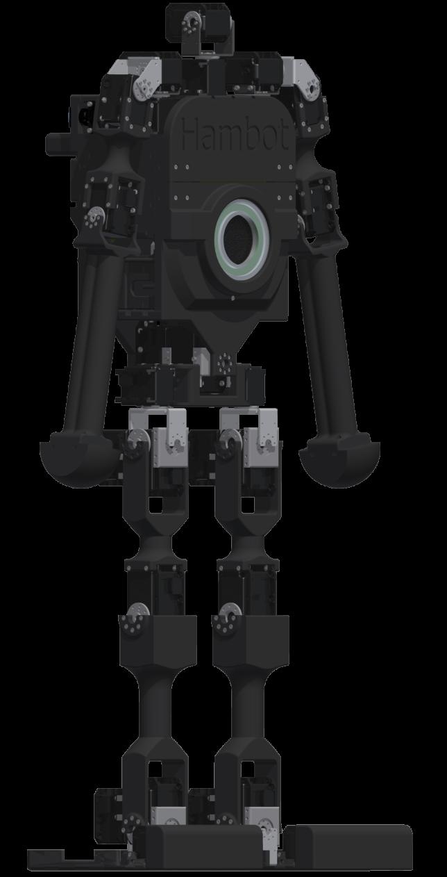 Hambot CAD